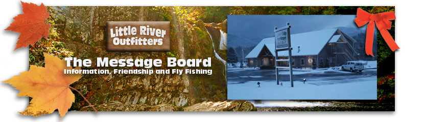 Little River Outfitters Message Board