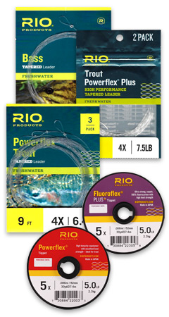 Rio Leader and Tippet Ad