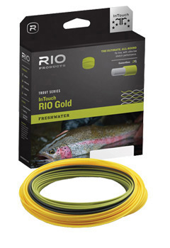 Rio Gold Fly Line and Box