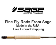 Sage Fly Rod Ad