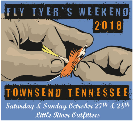 Fly Tyers Weekend Ad